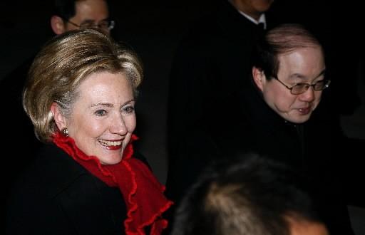 Hillary Clinton... (Photo: Reuters)