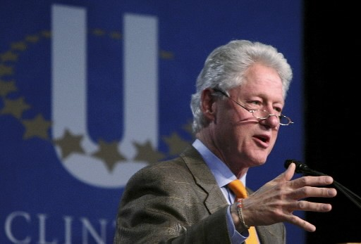 Bill Clinton... (Reuters)