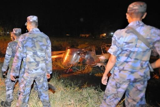 Les rebelles séparatistes tamouls ont mené vendredi soir une... (Photo: AFP)