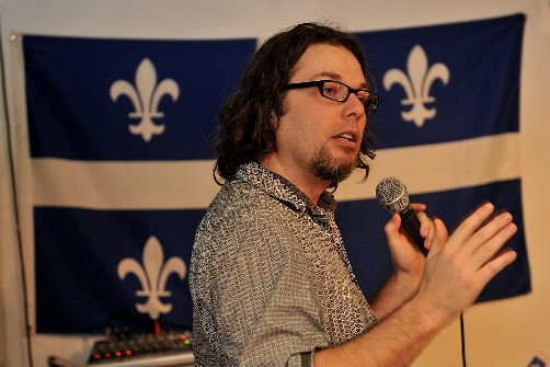 Patrick Bourgeois... (Photo: Patrice Laroche)