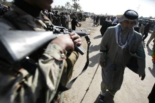 Un soldat américain a été reconnu coupable vendredi par un... (Photo: AFP)