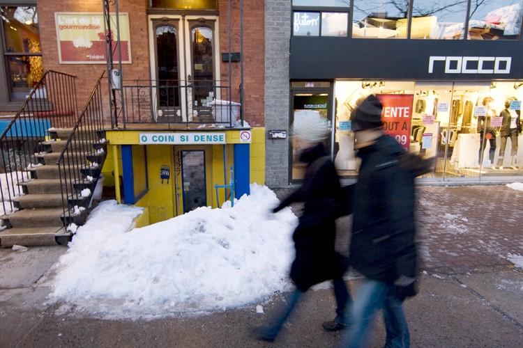 Les restaurants de la province sont frappés... (Photo: Robert Skinner, La Presse)