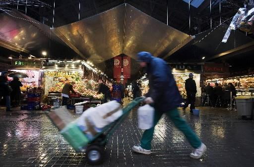 Faute de moyens, nombre de Français sont contraints... (Photo: Bloomberg)