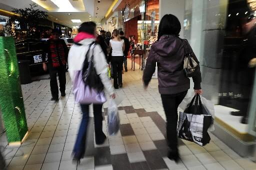 Les Canadiens sont devenus optimistes sur les... (Photo: Le Quotidien)