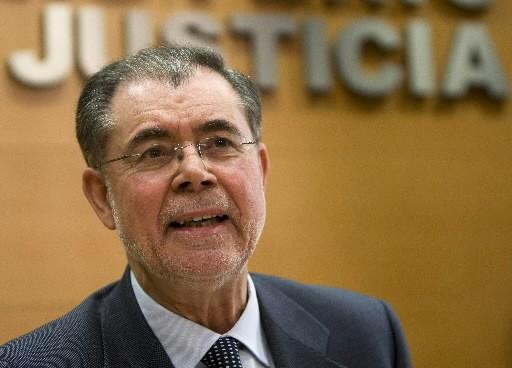 Mariano Fernandez Bermejo... (Photo: Reuters)