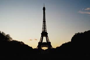La Tour Eiffel... (Photo: Photothèque La Presse)