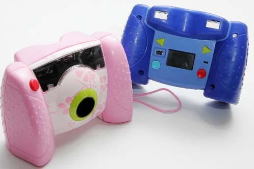 Des caméras pour enfants.... (Photo: AP)