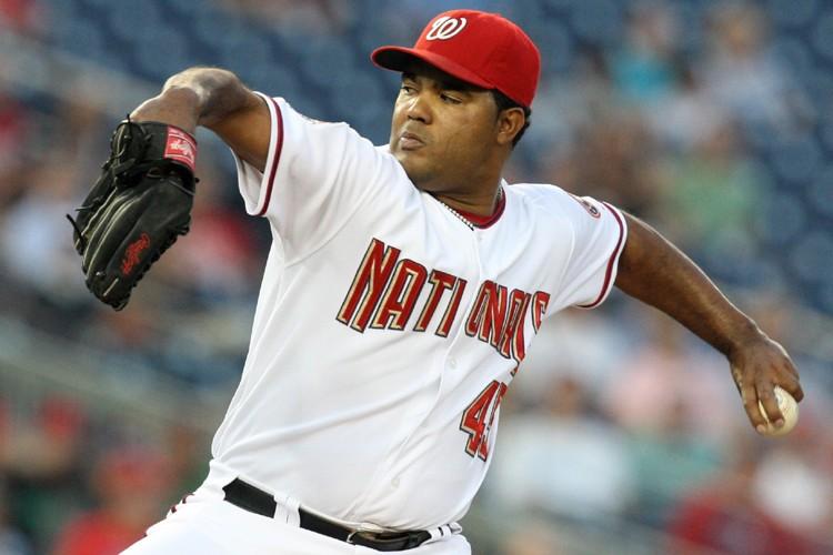 Odalis Perez... (Photo: AP)