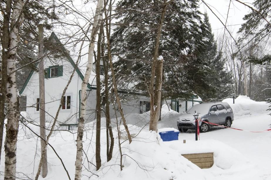 Guy Turcotte a été accusé du meurtre... (Photo: Robert Skinner, La Presse)