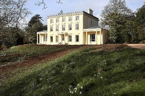 La maison d'été d'Agatha Christie.... (Photo: AP)