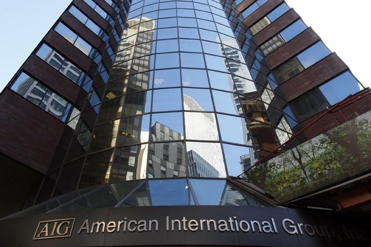 Un leader du Congrès américain appelle les cadres d'AIG à... (Photo: Reuters)