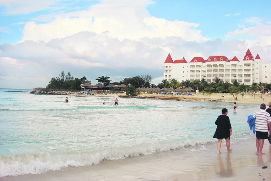 Le Grand Bahia Principe de Runaway Bay, où... (Photo: Marie-Julie Gagnon)
