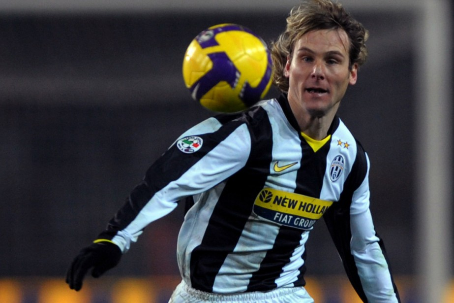 Pavel Nedved... (Photo: AFP)