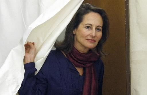 Ségolène Royal... (Photo: Reuters)
