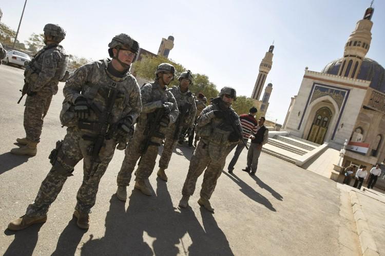 Barack Obama pencherait pour un retrait de la... (Photo: AFP)