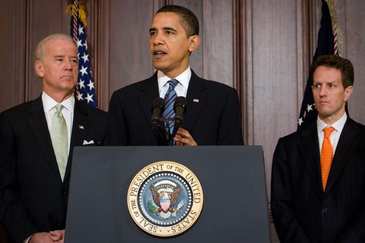 Barack Obama compte faire grimper l'impôt des ménages... (Photo: Bloomberg News)