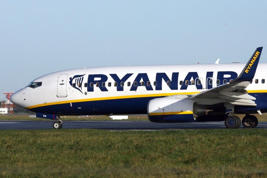 La compagnie aérienne à bas coût Ryanair a annoncé... (Photo: Bloomberg News)