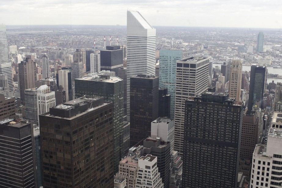 L'activité industrielle autour de New York a accentué sa hausse en... (Photo: AP)