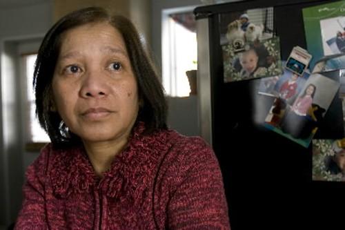 Julia Evangelista a passé 10 ans dans les... (Photo: André Tremblay, La Presse)