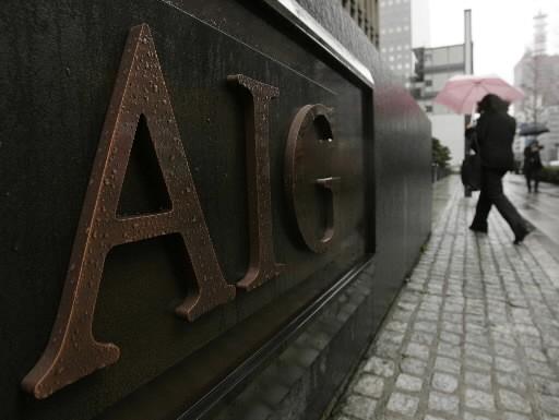 L'assureur américain en difficulté AIG, sauvé de la faillite... (Photo: Reuters)
