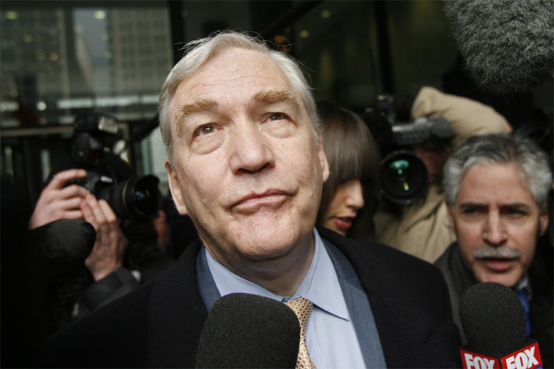 Conrad Black... (Reuters)