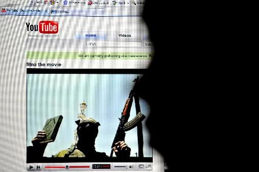 YouTube a signé un accord avec le groupe américain de médias... (Photo: AFP)