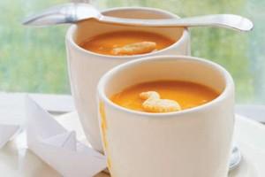 La recette de potage aux carottes de Ricardo... (Photo: Ricardocuisine.com)