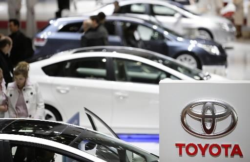 La perte nette de Toyota a atteint le montant colossal de 7,7... (Photo: Reuters)