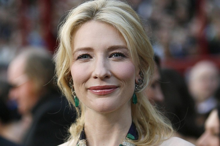 Cate Blanchett... (Photo: Reuters)