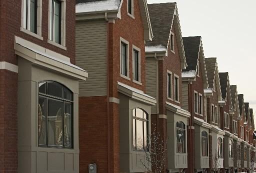 Les prix de vente des logements neufs au... (Photo: Archives La Presse)