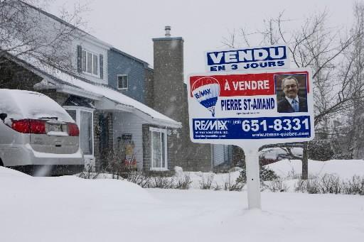 Les Québécois estiment que la valeur de leur... (Photo: Archives La Presse)