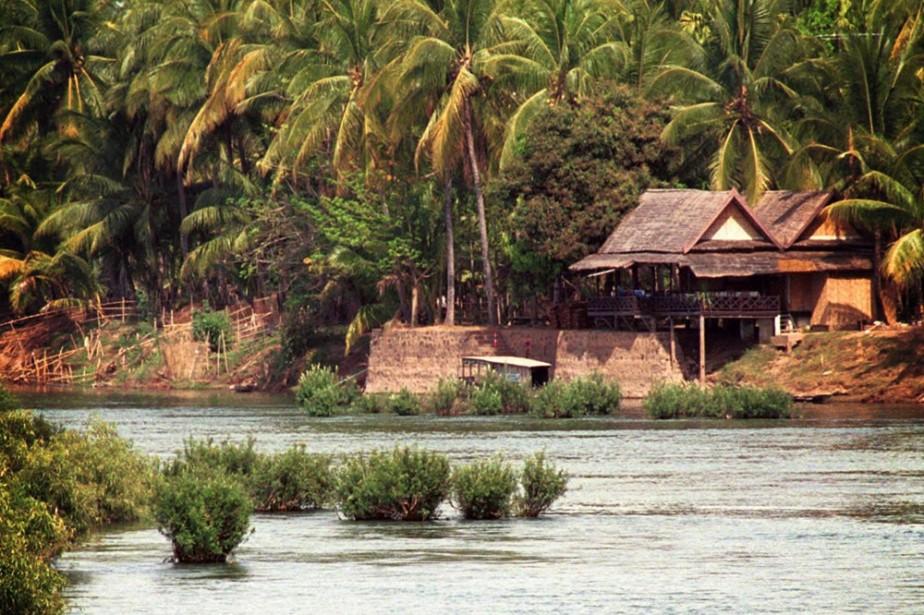 Le Laos... (Photo: AP)