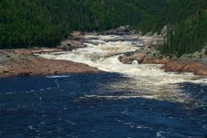 Hydro-Québec veut construire quatre barrages et autant de... (Photo: archives La Presse)
