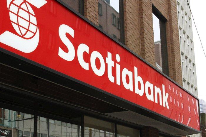Le bénéfice de la Banque Scotia( (Photo: Reuters)