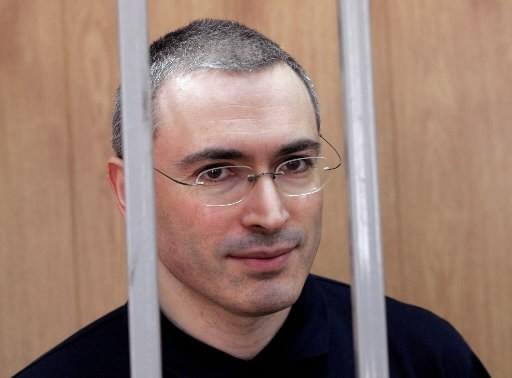 Mikhaïl Khodorkovski... (Photo: Reuters)