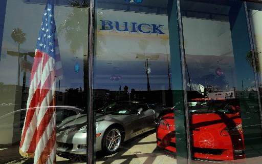 Le constructeur automobile américain contredit... (Photo: Agence France-Presse)