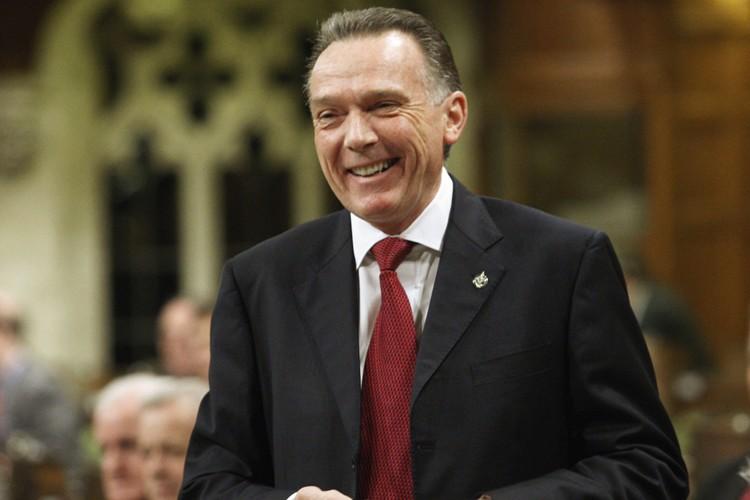 Le ministre d'État aux Affaires étrangères, Peter Kent... (Photo: PC)