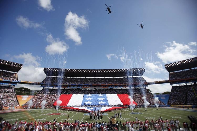 Le match du Pro Bowl retournera à Hawaï en 2011 et 2012, le... (Photo: Reuters)