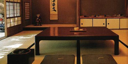 Vous souhaitez vivre à la nipponne? Sachez que... (Photos tirées de La maison japonaise de Noburu Murata et Alexandra Black)