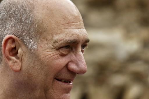 Le premier ministre Ehoud Olmert.... (Photo: Reuters)