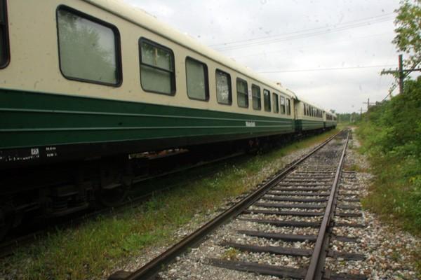 Un adolescent de 16 ans a été frappé par un train tôt... (Archives, LeDroit)