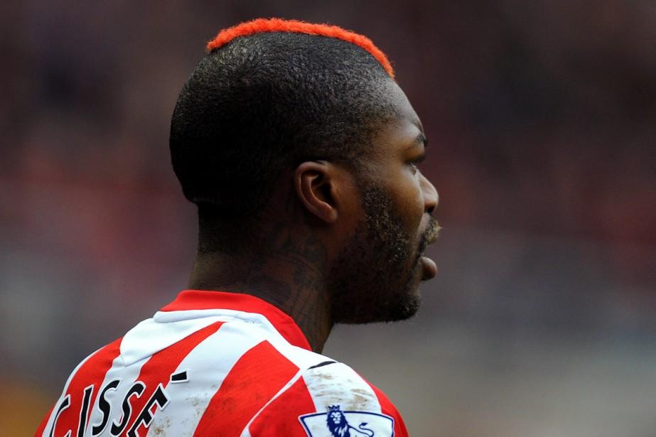 Djibril Cissé... (Photo: AFP)