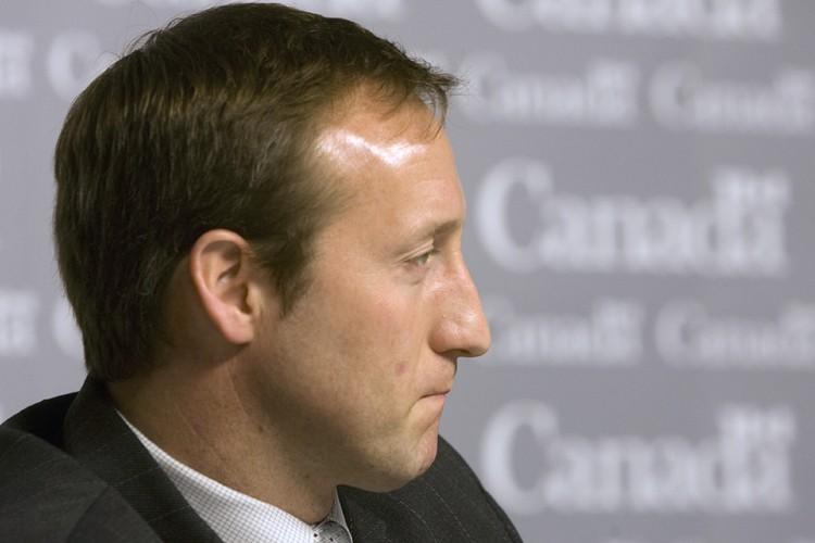 Le ministre de la Défense, Peter MacKay... (Photo: PC)