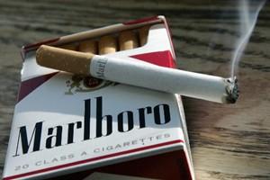 Le cigarettier américain Philip Morris a été condamné... (Photo: Archives AP)