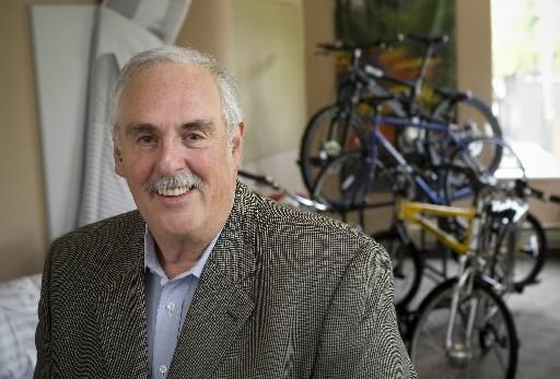 Martin Schwartz, grand patron de Dorel... (Photo: André Pichette, La Presse)
