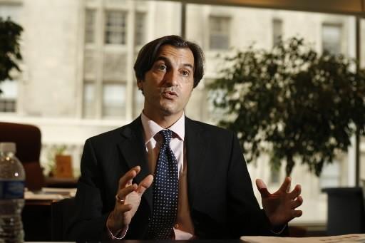 Joseph Iannicelli, PDG de la Standard Life du... (Photo: Martin Chamberland, La Presse)