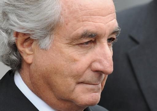 Bernard Madoff... (Photo: Agence France-Presse)