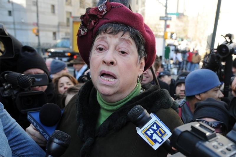 Judith Welling, une des victimes de Madoff... (AP)