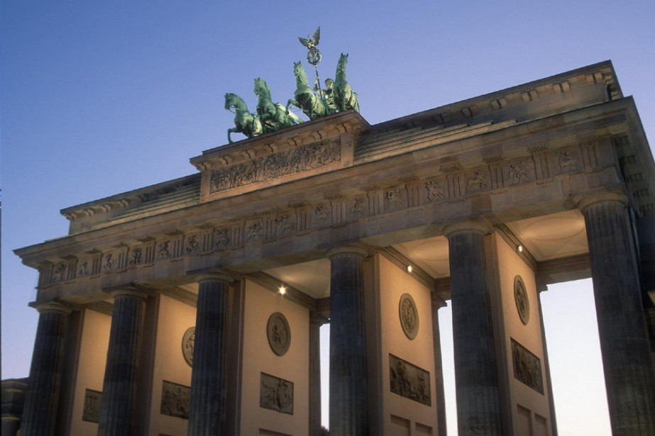 La porte de Brandebourg à Berlin.... (Photo: iStock)