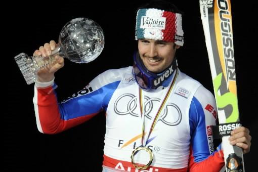 Jean-Baptiste Grange... (Photo: AFP)